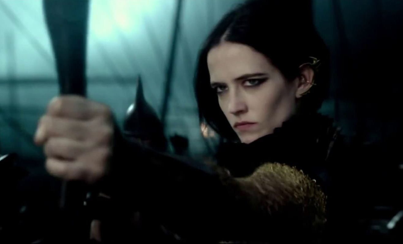 3 Second review: 300: ... Eva Green Movies