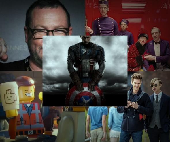 April five films